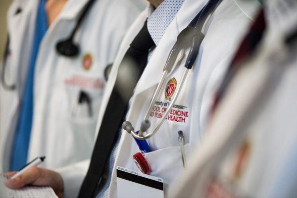 Photo of Doctor's Lab Coat